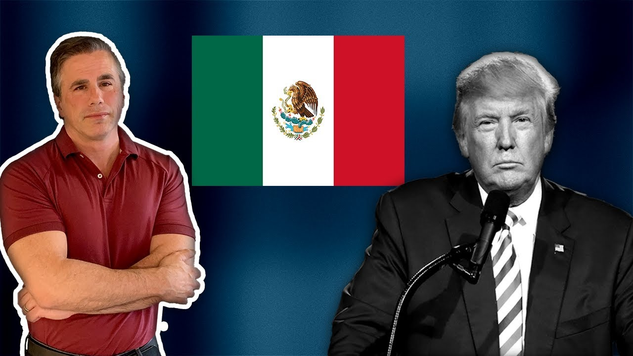 Judicial Watch - Tom Fitton: Senate Republicans Reaction to Trump/Mexico Tariff Was RIDICULOUS!