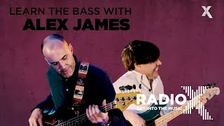 Learn To Play Bass Guitar with Blur   How To Start A Band   Radio X