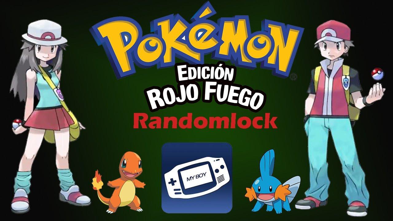 pokemon rojo fuego randomlocke descargar my boy