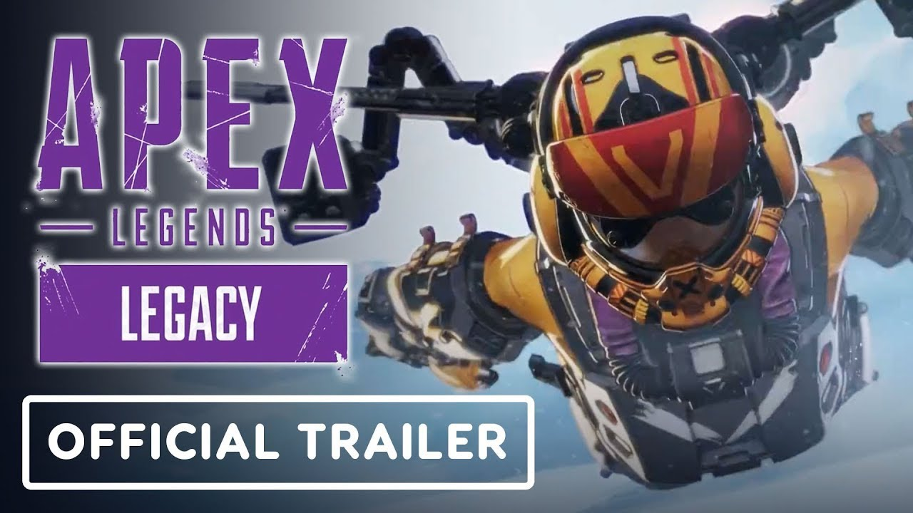 Apex Legends: Legacy - Official Cinematic Launch Trailer - IGN