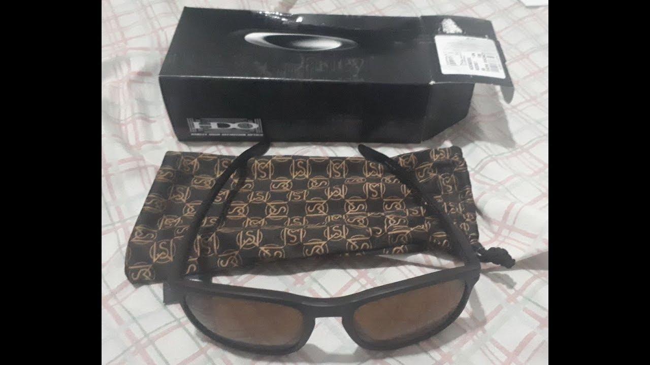 da21e66814e29 Unboxing   Óculos Oakley Enduro - Preto com lentes Dark Bronze - YouTube