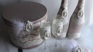 Свадебные аксессуары для самых нежных невест
