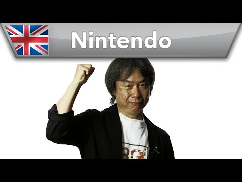Mario Myths with Mr Miyamoto