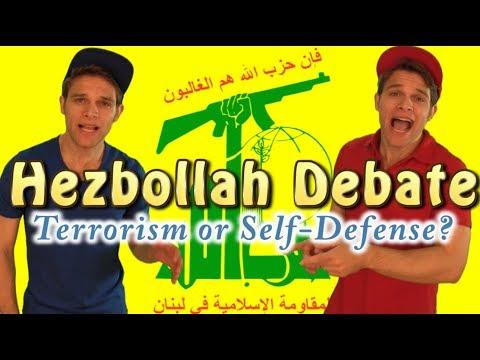 Hezbollah Debate: Terrorism or Self-Defense?