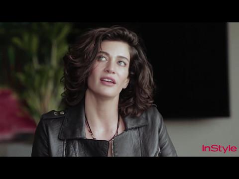 Berrak Tüzünataç - InStyle Mayıs 2017 - Kamera Arkası