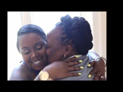 Lesbian Engagement Photos(Za and Vee)