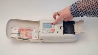видео Счетчики для денег, детекторы валют