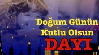 Dayi Iyi Ki Dogdun 3 Versiyon Komik Dogum Gunu Mesaji Happy Birthday Dayi Made In Turkey Youtube