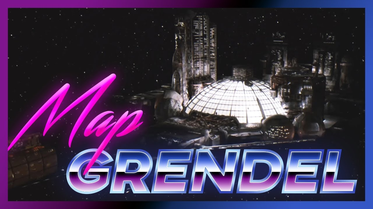 Leaked Grendel Space Map Gameplay Breakdown Friday The 13th The