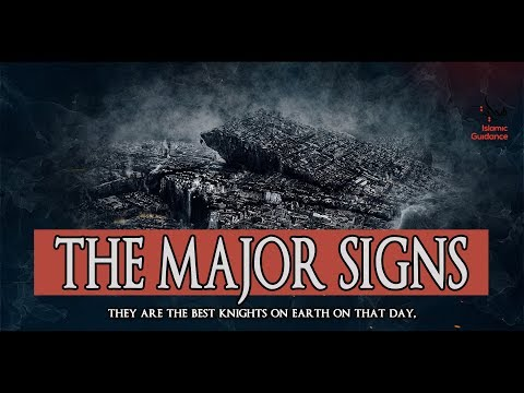 The Major Signs