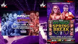 nL Live - IMPACT vs. LUCHA & Joey Janela