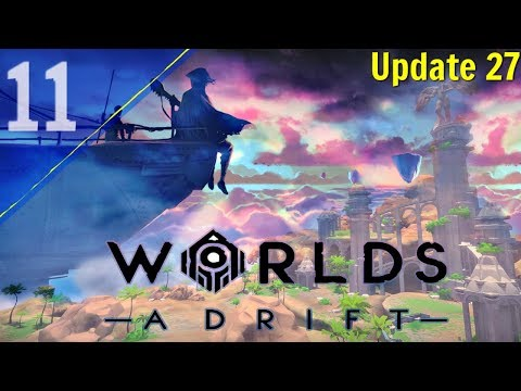 The Boot | Worlds Adrift Update 27 (Kubo PvE) #11