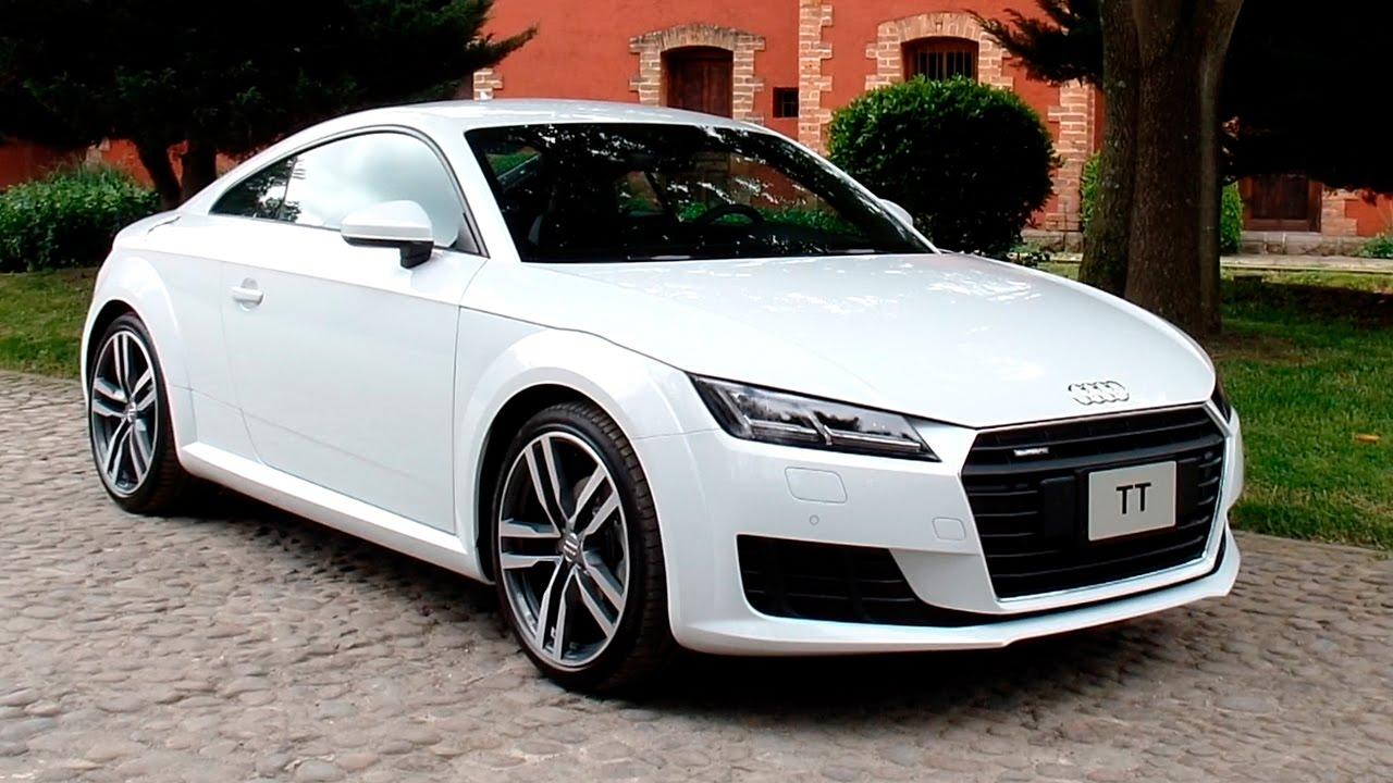 3 Cosas Que Debes Saber Del Audi Tt 2016 Autocosmos
