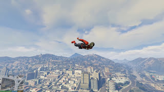 GTA 5 Mod Spiderman - Siêu Người Nhện xuất hiện trong GTA 5