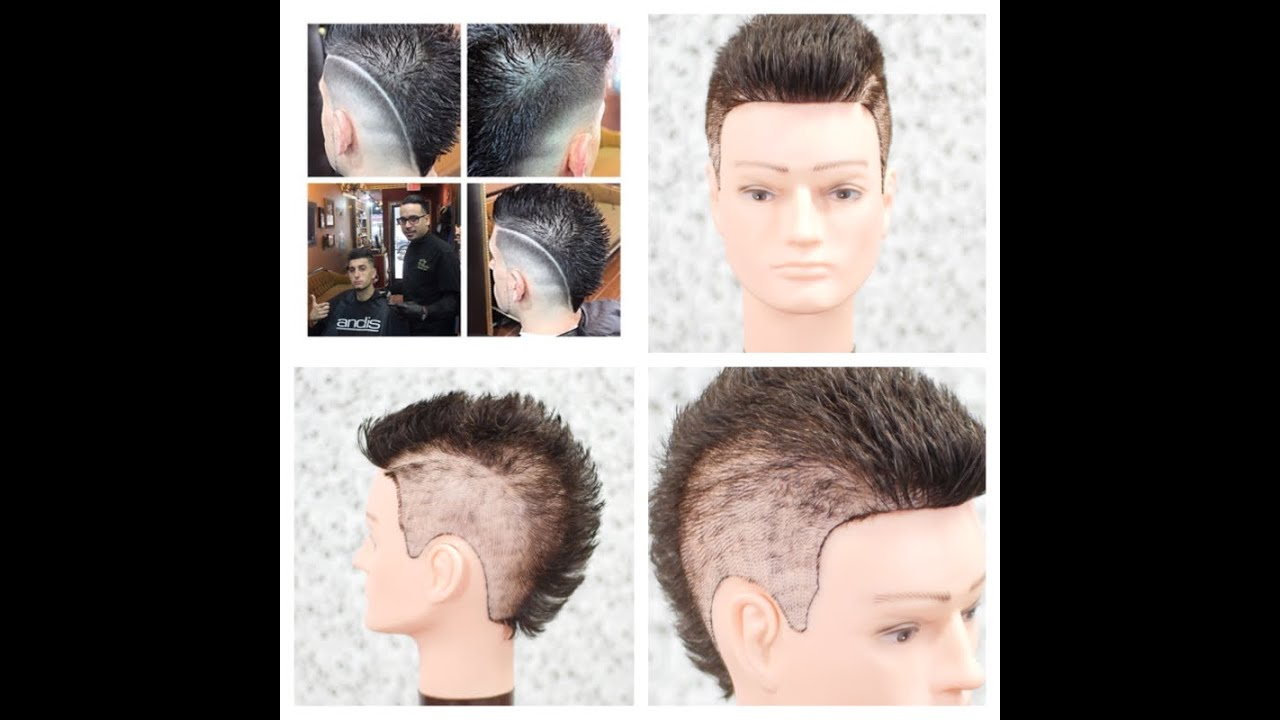 What Is Jesse Wellens Haircut Called The Best Haircut Of 2018