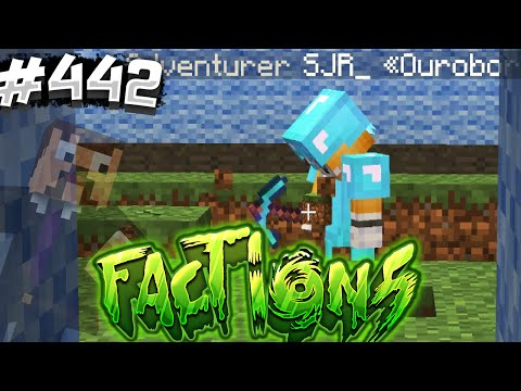 BEST INVISIBLE RAID EVER! | Minecraft FACTIONS #442