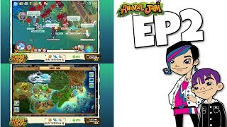 Animal Jam - Audrey Game Play EP2 - I Am A Member!