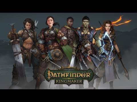 Pathfinder: Kingmaker 6-часовой полумарафон Пусть процветает наше королевство.
