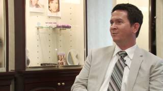 Matthew Strickler discusses his CrystaLens surgery with Dr. Rowen Thumbnail