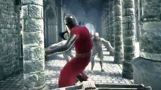 IN DEATH: Paradise Lost VR - Launch Trailer 【HTC Vive, Oculus Rift, WMR】Solfar Studios