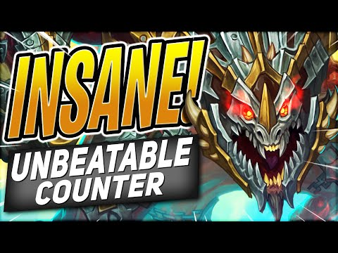 This Deck Has 100% WIN RATE Against HUNTERS! | Control Warrior | Descent Of Dragons | Hearthstone