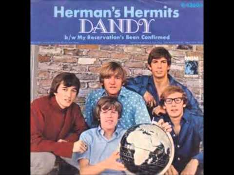 HERMAN'S HERMITS dandy 1 9 6 6