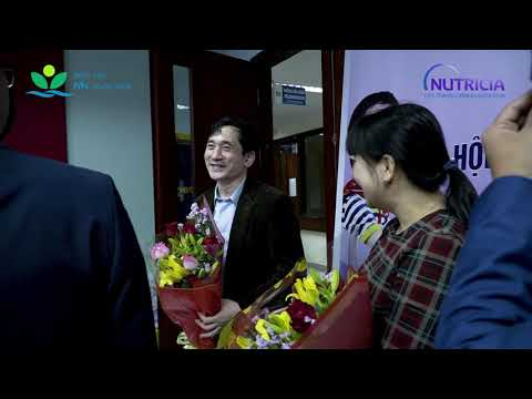 HỘI NGHỊ KHOA HỌC VỀ DINH DƯỠNG NHI KHOA NGÀY 27/03/2021 tại Viện Nhi Trung Ương