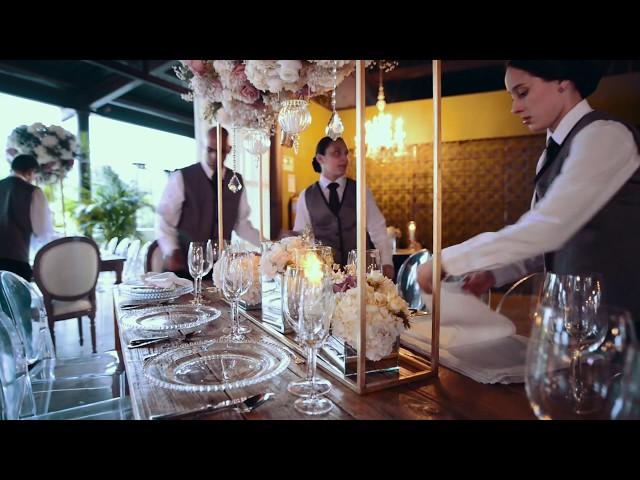 Una boda de encanto - Bodas David Betancur