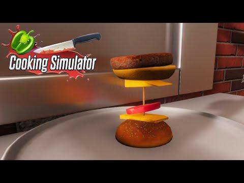 真剣に取り組んだ結果こうなった事はわかって欲しい【Cooking Simulator】