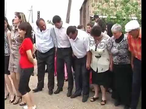 Armenian Wedding In Selo Partizak Dhol Zurna