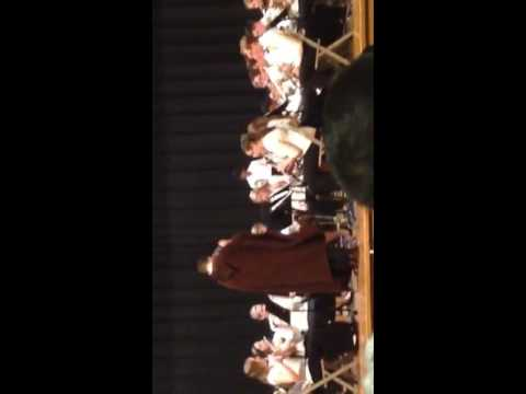 Empire Strikes Back Medley Whitinsville Christian Schoolj