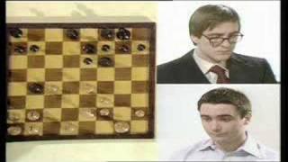 Cambridge Footlights Revue - clip 2 (Chess)