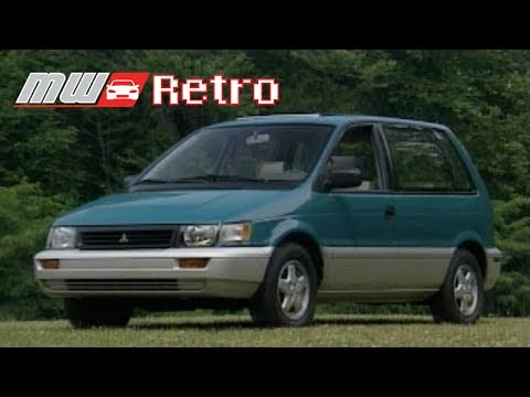 1992 Mitsubishi Expo LRV | Retro Review