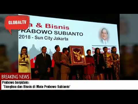 VIRAL !...ORASI Prabowo :  'Tionghoa dan Bisnis di Mata Prabowo Subianto' Mp3