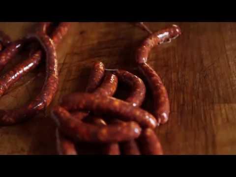 Колбаски из баранины (Мергез, Merguez)