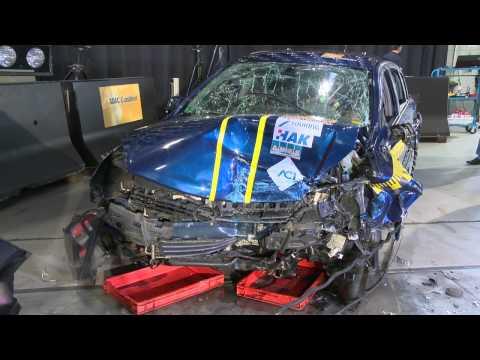 ADAC Crashtest ohne