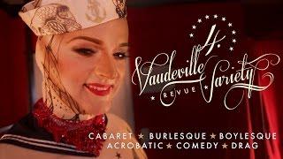 Vaudeville Variety Revue #4 Berlin