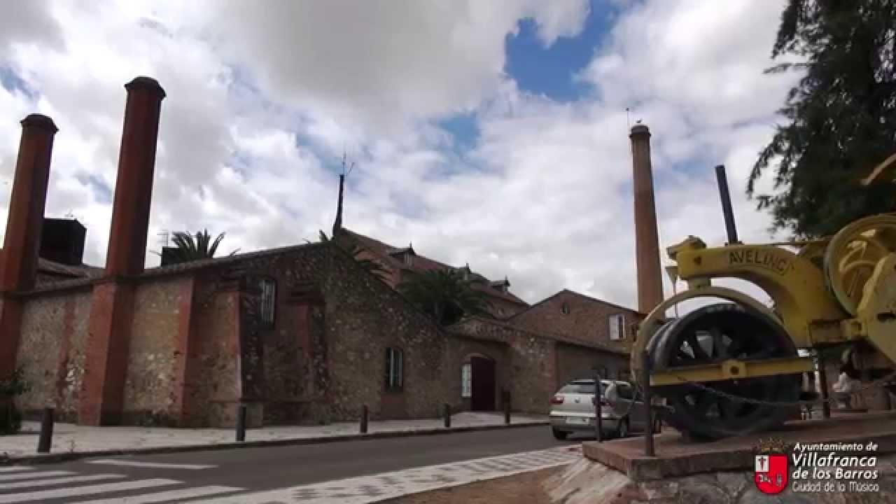 Casa de la cultura villafranca de los barros badajoz for Oficina turismo badajoz