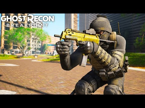 Ghost Recon Breakpoint THE MOST POWERFUL WEAPON! Ghost Recon Breakpoint Free Roam - Part 67