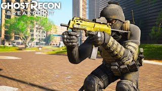 THE MP7 IS THE MOST POWERFUL SMG in Ghost Recon Breakpoint