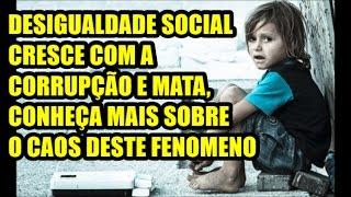 As desigualdades matam, Portugal, está entre os piores. Incrível estudo mundial.