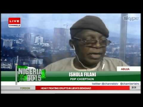 Nigeria 2015 Focuses On The Council Of State Meeting pt 4