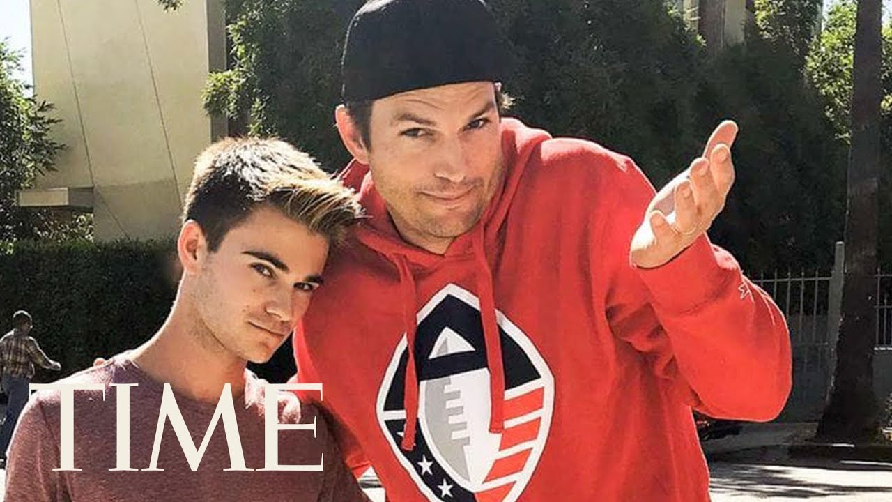 Teen Fine After Being Hit By Ashton Kutcher's Tesla | TIME