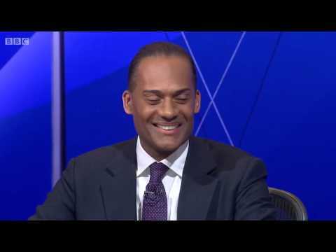 Adam Afriyie on BBCQT Talking About His EU Referendum Bill 10/10/2013
