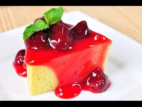 เค้กเนยสดสไตล์ญี่ปุ่น Japanese Butter Cake