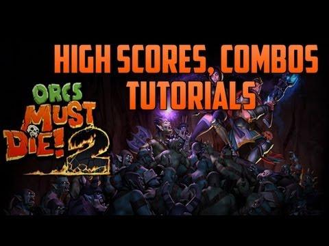 Fryedegg's Orcs Must Die! 2 High Scoring Guide version 1.0  The 4x2 Killbox! |