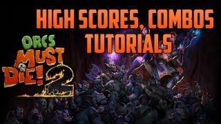 Fryedegg's Orcs Must Die! 2 High Scoring Guide version 1.0  The 4x2 Killbox!