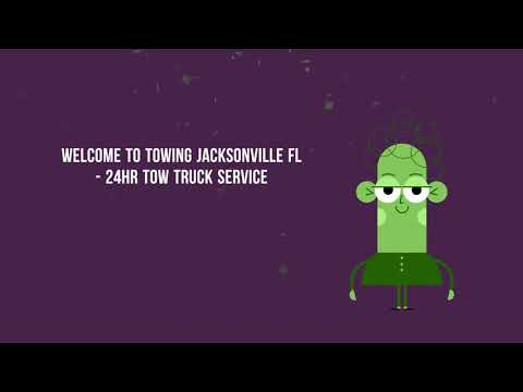 Tow Truck -  Towing Service in Jacksonville, FL