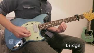 """What A Beautiful Name"" Lead Guitar Tutorial - Hillsong Worship"