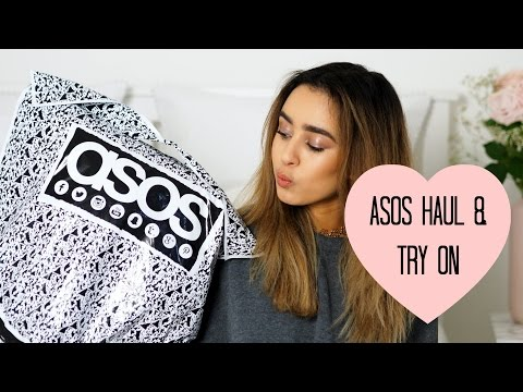 ASOS UNBOXING HAUL | TRY ON | SPRING STYLE